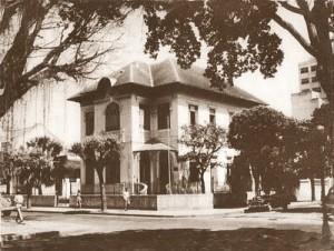 93 - Conservatório de Música, Centro, Niterói, Anos 50