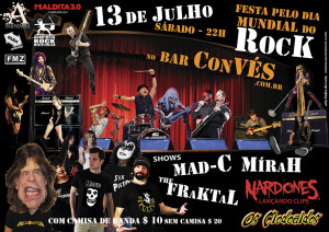 web - Flyer 13-07-2013 Dia Mundial do Rock