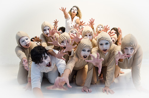 Dose dupla de espetáculos da Oficina Social de Teatro no Teatro Eduardo Kraichete2