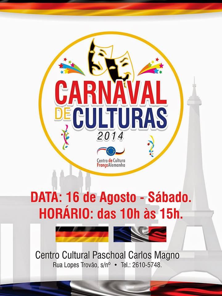 CARNAVAL DE CULTURAS