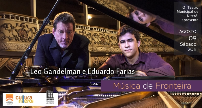 Leo Gandelman e Eduardo Farias