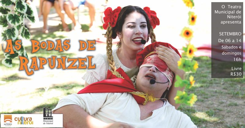 As Bodas de Rapunzel