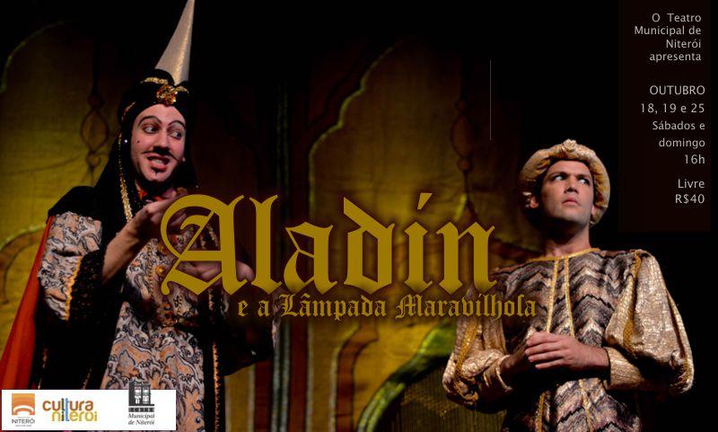 Aladin e a Lâmpada Maravilhosa