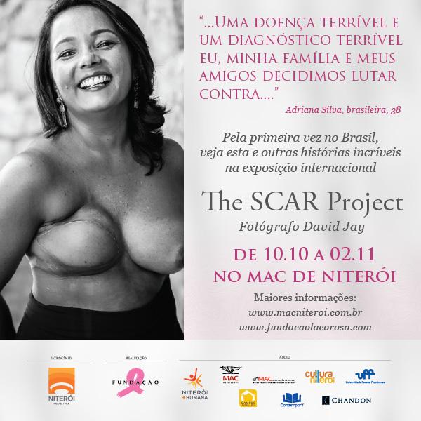 Exposição The Scar Project