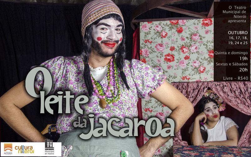 O Leite da Jacaroa