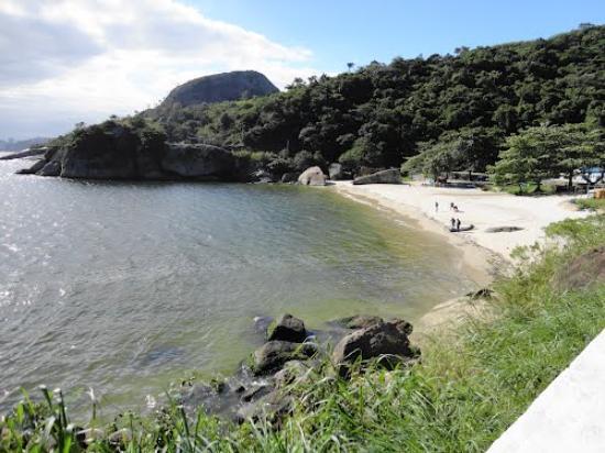 Praia de adão