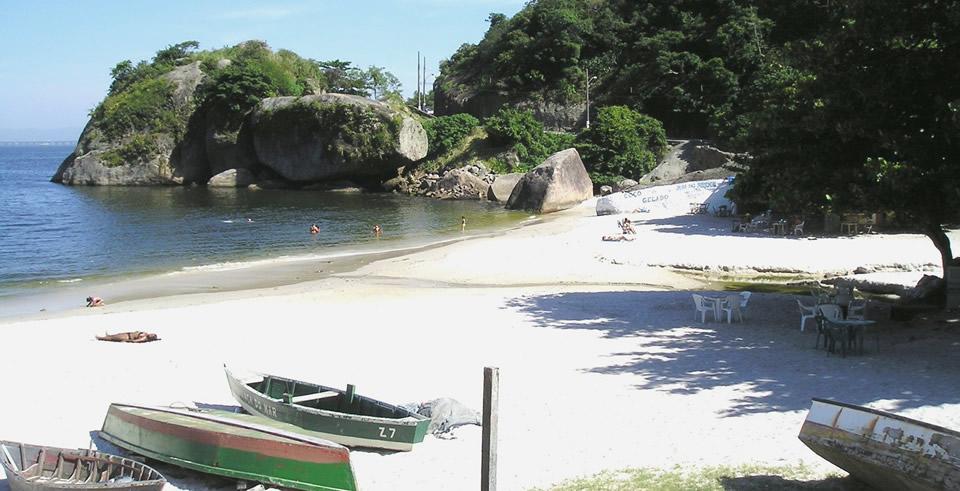 Praia de eva