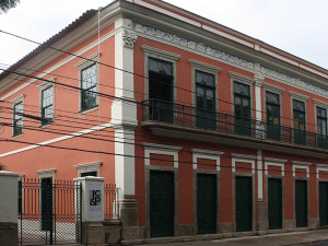 Museu de arte Janete Costa Niteroi