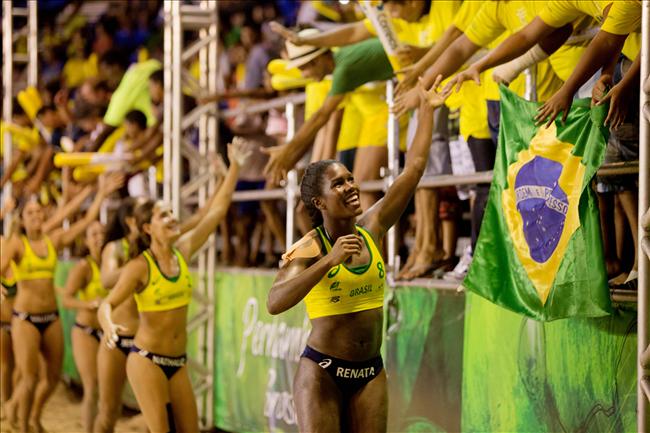 Seleção Feminina é tricampeã Mundial