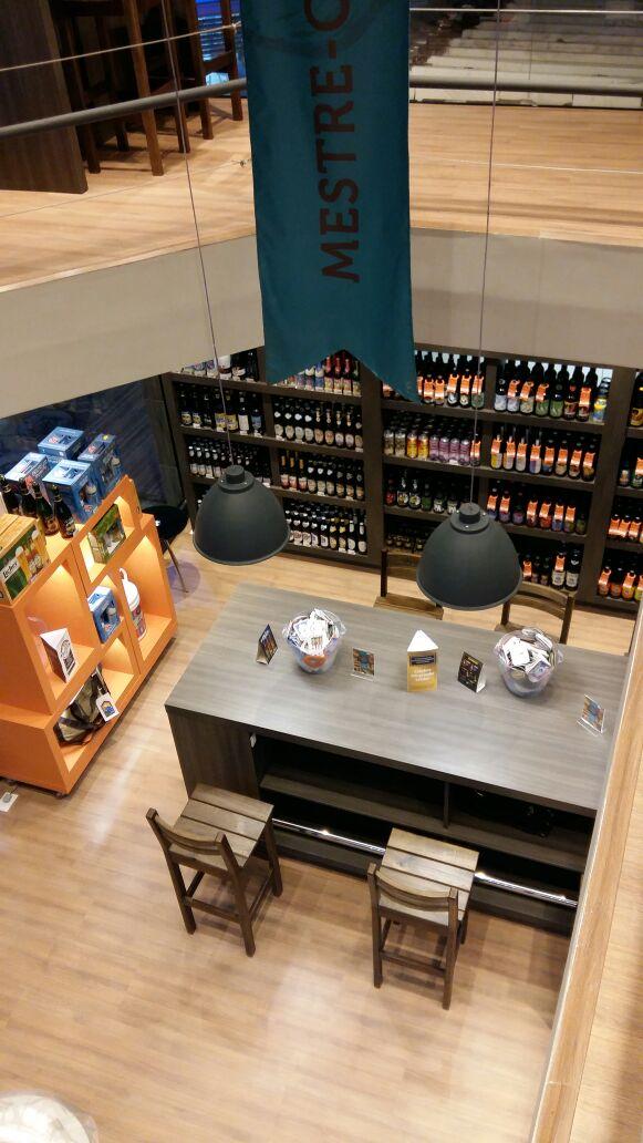 O Mestre-Cervejeiro.com inaugura em Itaipu