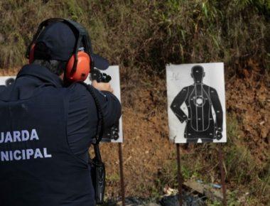guardas municipais armas