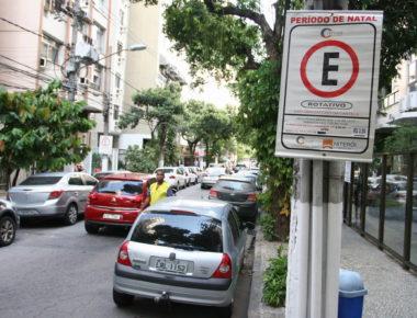 Estacionamento rotativo icaraí