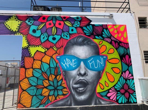 Plaza High Line Wine & Walls