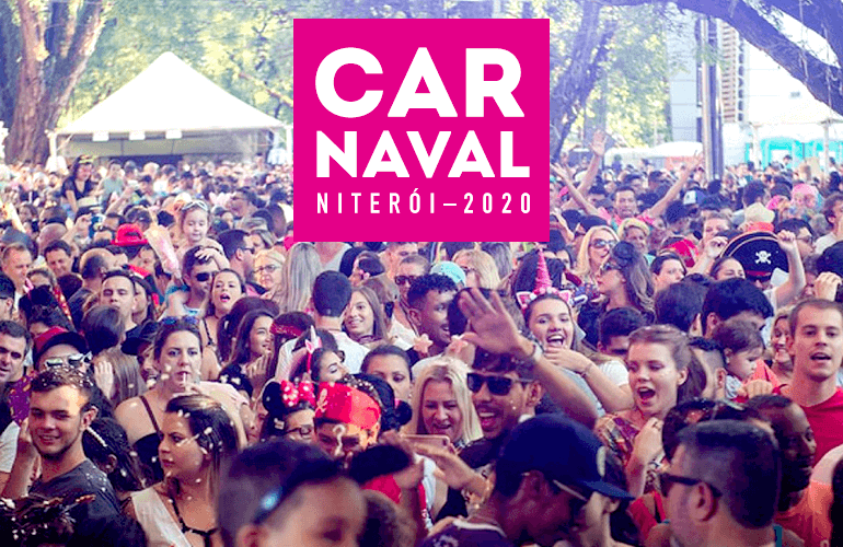 Agenda do Carnaval 2020 em Niterói